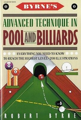 Byrne's Advanced Book of Pool and Billiards