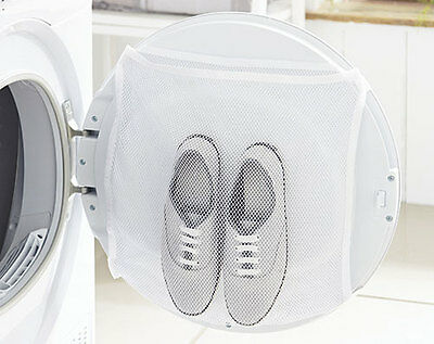 dryer bag tumble shoe laundry drying utility mesh protect dry trainers