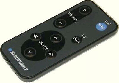 Blaupunkt RC823 Remote Control (Part# F00E500024)