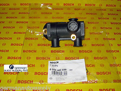 Mercedes-Benz Fuel Injector Pump Shutoff Valve - BOSCH - 0928402030 - NEW OEM MB