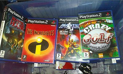 Variety of PS2 Games, 24 in total, all in boxes.