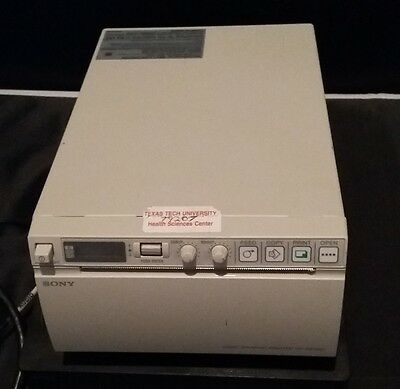Sony UP-897MD Video Graphic Printer with Cables