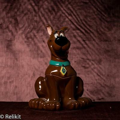 W.B. Scooby Doo Cookie Jar - 1997 Excellent Condition