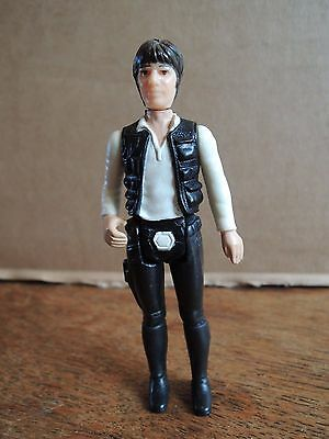 Original Vintage Kenner Star Wars Figure - Han Solo, 1977 A New Hope