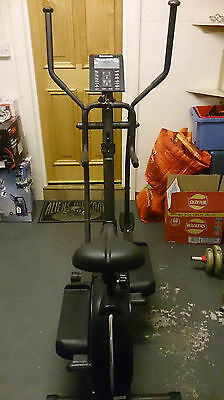 Reebok Edge Cross Trainer and Bike 2 in 1 Hardly used VGC