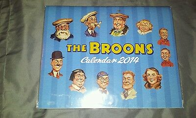The Broons 2014 Calender