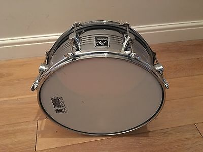 "Stunning 14 X 6.5"" Chrome Steel Shell Snare Drum For Drum Kit"