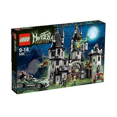LEGO MONSTER FIGHTERS - 9468 Vampyre/Vampire Castle New In Sealed Box
