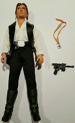 Vintage Star Wars Han Solo 12 Inch Figure 1977 - Excellent Condition