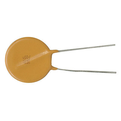 LA Equivalent Series Radial Leaded Varistor 130VAC 70J 340V@100A 20 pcs