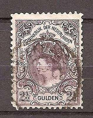Netherlands - Classic Used Stamp - Dn031