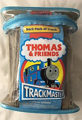 Tomy Thomas And Friends Trackmaster Back Pack Of Track Railway System