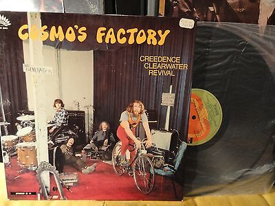 Cosmo's Factory : CREEDENCE CLEARWATER REVIVAL (Vinyl, LP)