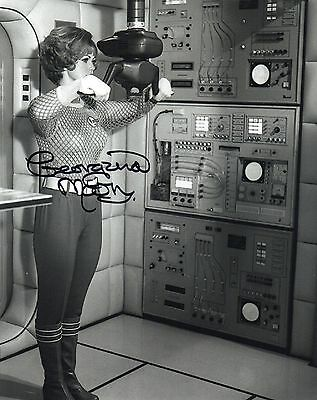 UFO - Georgina Moon - Signed Photograph #A19