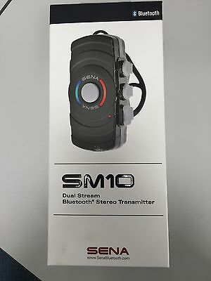 Sena Sm10 Dual Stream Bluetooth Stereo Transmitter. Brand New In Box