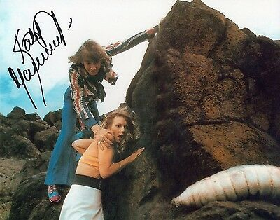 Doctor Who - Katy Manning - Signed Photograph #A22