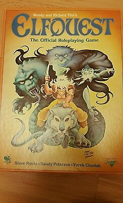 Elfquest the Role playing game