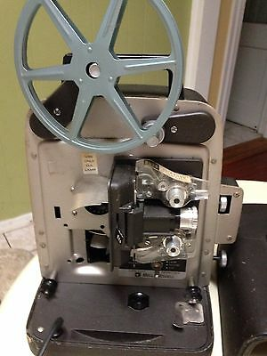 Bell & Howell 346A Super 8 Autoload Movie Film Projector Untested
