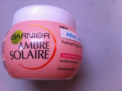Garnier Ambre Solaire After Sun Refreshing Pomegranate Extract Sorbet 300ML