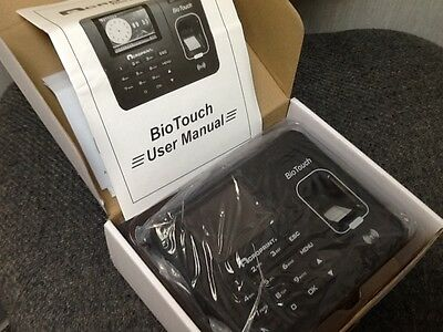BioTouch Acroprint Time Clock 01-0276-000