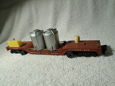 American Flyer # 24533 Track Cleaning Car , no box lot # 9448