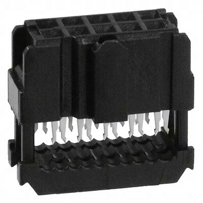 Amp/Tyco Electronics 746285-1 Connector IDC Connector Female 10 Position  4 pcs
