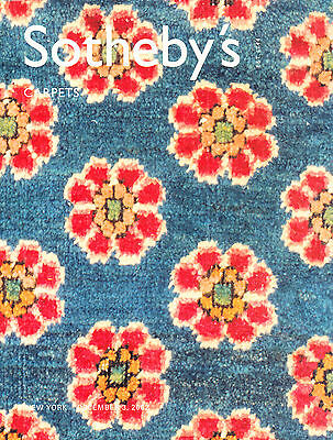 Sotheby's Carpets 12/3/02 New York Auction Catalog