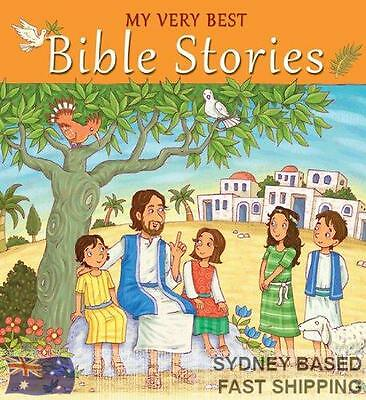 Childrens Bible My Very Best Bible Stories 48 pages