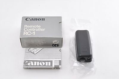Mint* CANON RC-1 Remote Controller for EOS 5D II III 6D 60D 70D from Japan