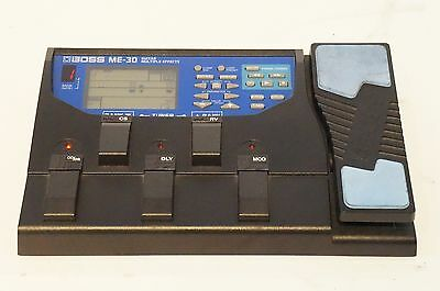 BOSS ME-30 Guitar Multiple Effects Pedal WORLD SHIPPING