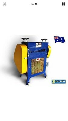 Enerpat- 3KW SuperPower wire cable stripper, Copper wire cable stripping machine
