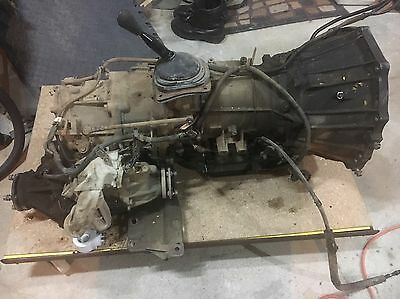 80 Series Landcruiser automatic transmission