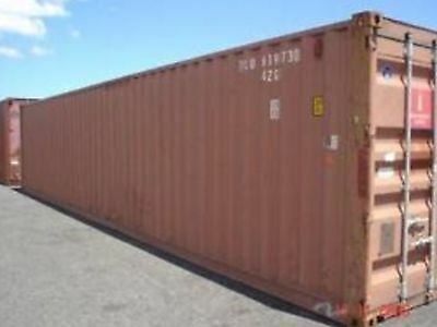 40ft Shipping Container Bundall Qld