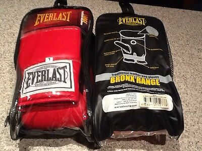 Boxing Gloves leather Everlast