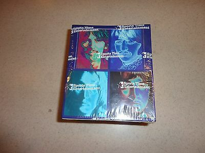 1996 Beatles Sports Time Inc./apple Corps Sealed Box Of Trading Cards