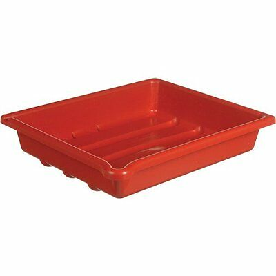 """Paterson Photo Developing Tray 8x10"""" (Red)"""