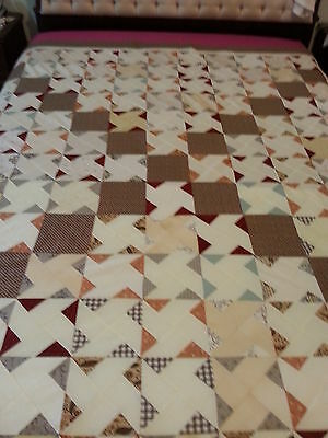 Unfinished Quilt - Top Only  70 ' X 79 ''