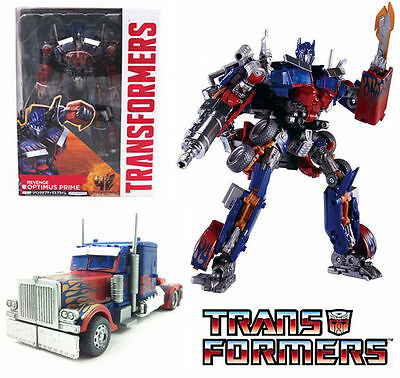 Transformers 4 Voyager Revenge Optimus Prime Ad12 Action Figures Takara Tomy Toy