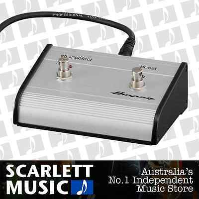 Ampeg GVT-FS1 GVT Channel Select/Boost Footswitch w/3 Years Warranty *BRAND NEW*