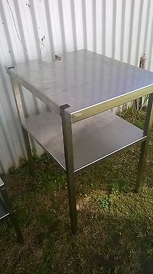 Commercial Kitchen Stainless Steel Bench Table