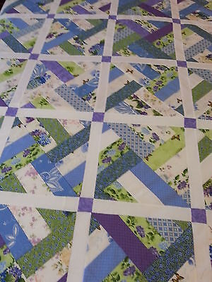 """Unfinished Quilt-Top Only 63"""" X 71"""""""