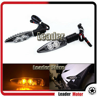 For BMW R1200GS R1200R Front / Rear LED Turn Signal Indicator Light Blinker