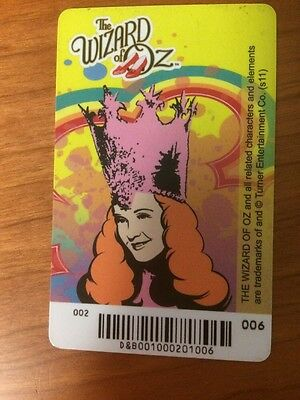 Glinda Good Witch Elaut Card Wizard of Oz D&B Dave & Busters