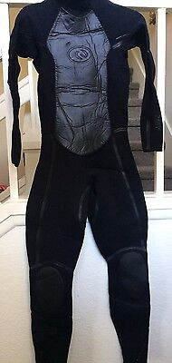 Rip Curl Fireskin Women's Wetsuit Size 4 �� In Great �� Condition ��