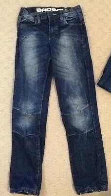 Boys Jeans, Shorts And Track Pants Size 8&10