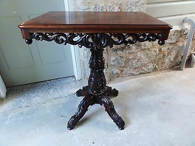 An Anglo Indian Rosewwod Table in the manner of Gillows