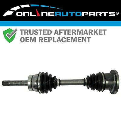 Left or Right Complete CV Boot, Joint & Axle Shaft Navara D22 Ute 4x4 DX ST ST-R