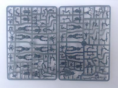 warhammer 40000 / Age of Sigmar chaos daemons plaquebearers x10 new on sprue