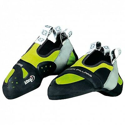 ROCK PILLARS Ozone Slippers - The Slipper version of Ozone QC climbing shoes
