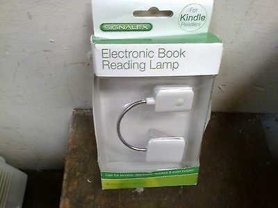 Signalex Electronic Book Reading Lamp    - (R10)